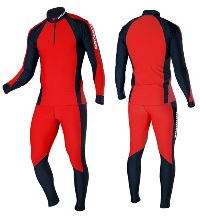 Комбинезон NONAME XC Racing suit красный