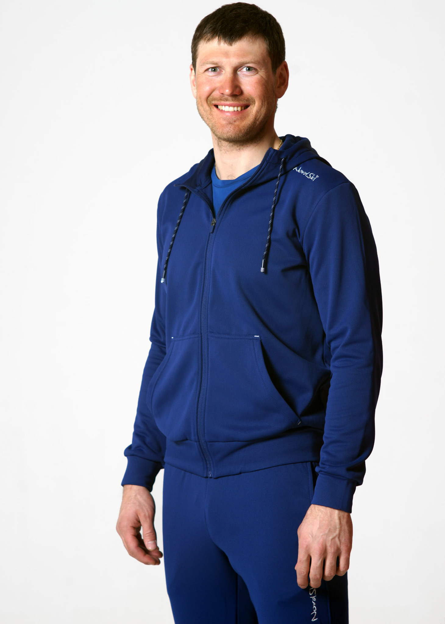 Толстовка NORDSKI Base Zip Hood М (NSM599770)