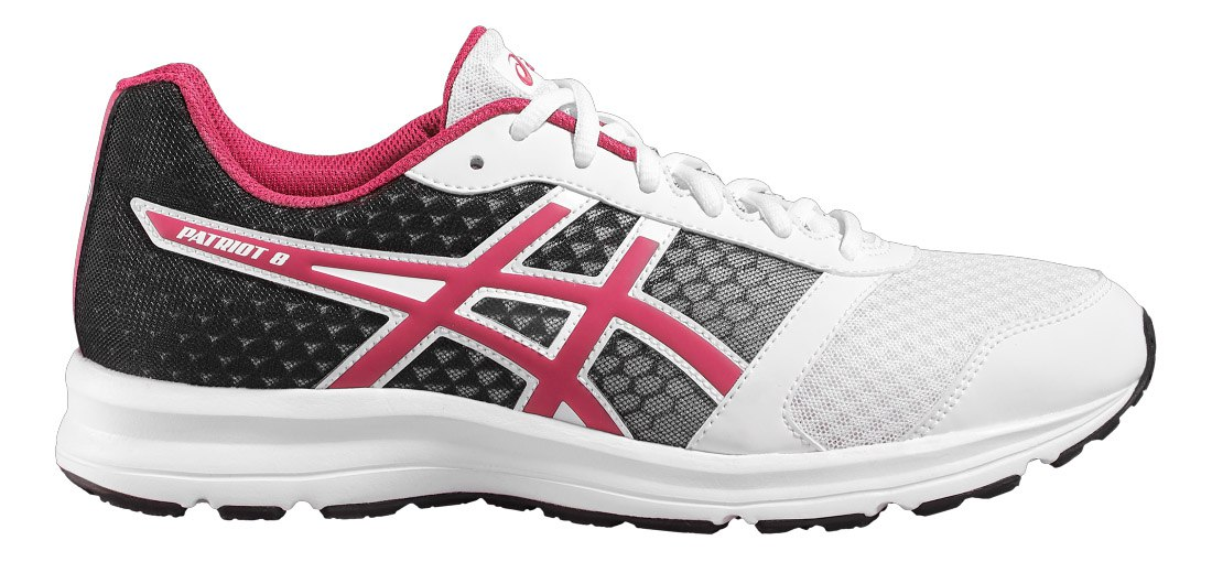 Кроссовки ASICS  PATRIOT 8 W (T669N) 0119